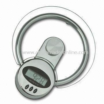Electronic Kitchen Scale with 3kg Capacity, Measuring 248 x 214 x 50mm