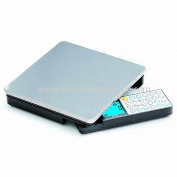 Electronic Scale Measuring for Different Nutritional Values with Blue LCD Backlight