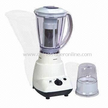 Food Mill with Blending in Filter and Grind, Safety Switch, Safe and Reliable