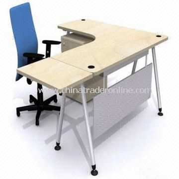 Office Desk with Metal Leg from China