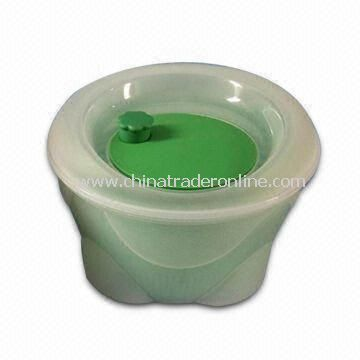Salad Spinner, Made of PP Material, Measures 23.5 x 16cm from China