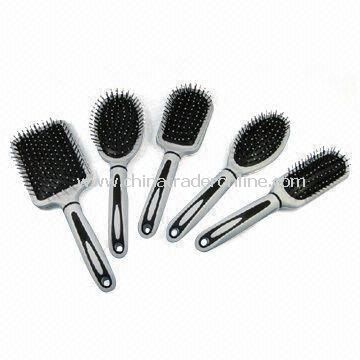 Hair Brushes, Delicate Design with Competitive Price, Ideal for Home and Salons Use