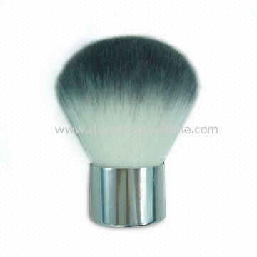 Kabuki Brush with 2-tone Color Hair