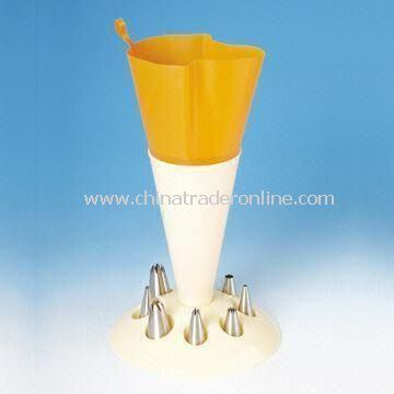 Pastry Bag with High Surface Tension, Easy to Handle/Wash, Eco -friendly and Nonstick Features