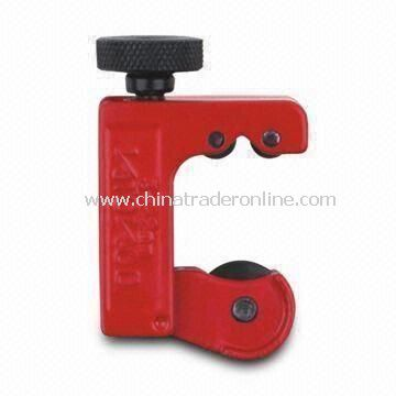 Pipe Cutter with Aluminum Die-casting Body, Measures 3 to 22mm