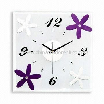 Grand Novelty Art Wall Clock, Suitable for Office and Home Decoration