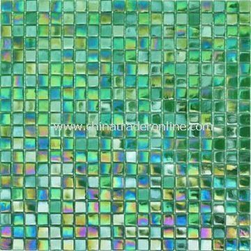 Mosaic/Background Wall Tile, Easy to Clean and Install, Pictures Pattern from China