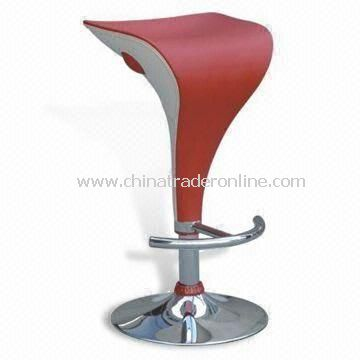 Bar Stool with Round Base, Measures 40 x 37 x 83cm