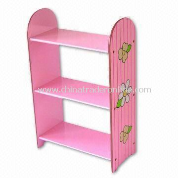 Childrens Wooden Furnishings, Made of MDF