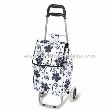 Shopping Cart, Foldable, Measures 90 x 36 x 30cm