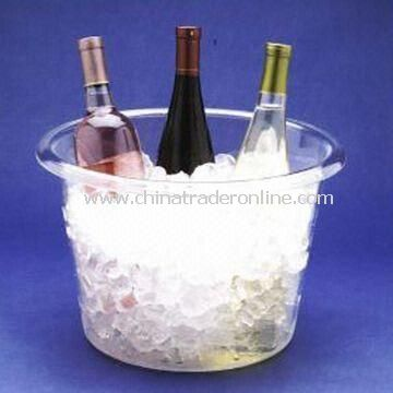 Beer Ice Bucket Tray, Customized Designs and Logos Available