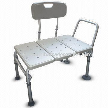 Folding Shower Benches with Easy-to-clean Seat and Backrest