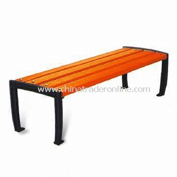Leisure Chair/Park Bench, Various Colors are Available, Measures 150 x 40 x 44cm