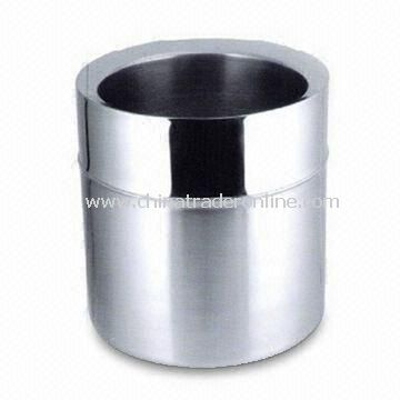 Stainless Steel Ice Bucket, Various Designs are Available, Suitable for Hotels and Bars