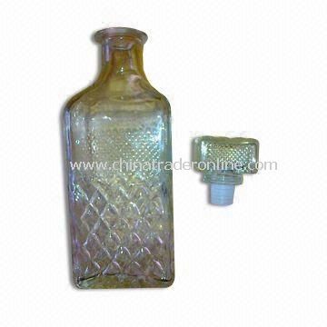 Decanter with 8.1cm Width and 730ml Capacity