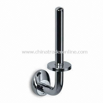 Paper Towel Holder, Made of Stainless Steel Material, Dimension 230 x 104mm