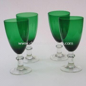 Stemware for Water and Wine, with 7.5kg Net Weight and 570mL Capacity