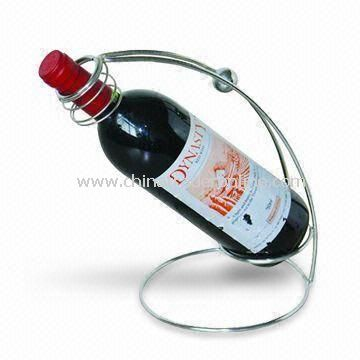 Wine Rack, Measures 23 x 15 x 26cm, Made of Iron, OEM Orders are Welcome