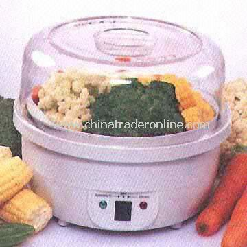3-in-1 Steamer Cooker with Dehydrator