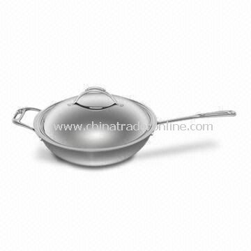 Cookware Handle Part, and Knob, Side Handle, Made of Stainless Steel