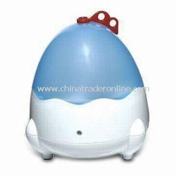 Mini Food Steamer with Stainless Steel Heating Base, Suitable for Children