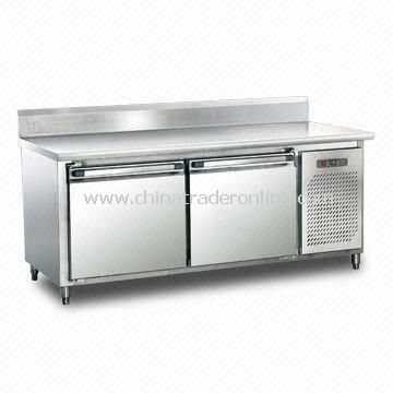 Stainless Steel Worktable, Available in Various Models, with Adjustable Shelves from China