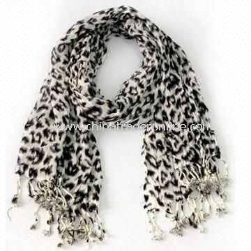 Fashionable/Charm Scarf/Shawl, Suitable for Ladies, Customized Orders are Accepted