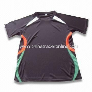 Football Jersey, Available in Various Colors and Sizes, Made of 100% Polyester