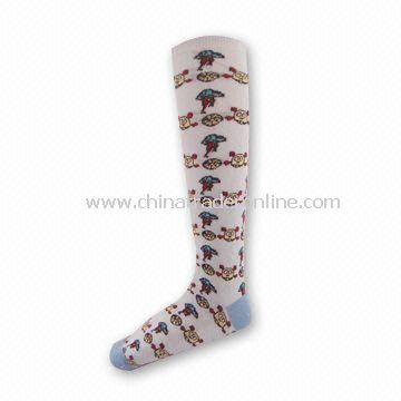 Womens Stocking Socks with 168N Needle and 23cm Bottom