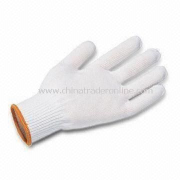 Safety Gloves, Available in S M and L Sizes, Made of Cotton