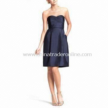 2012 New Bridesmaid Dress, Simple and Elegant, Trend Style