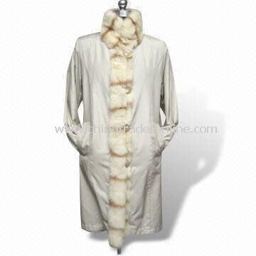 Fashionable Fur Coat, Various Colors are Available, Suitable for Ladies
