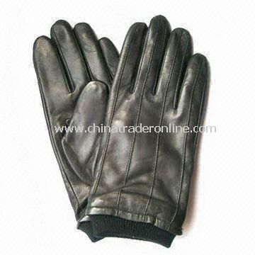 Full Finger Winter Gloves, Available in Various Colors