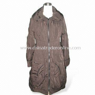 Padded Coat, Made of Polyester, Suitable for Women