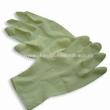 Latex Gloves, Available in All Sizes