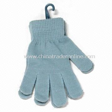 Magic Gloves, Available in Various Colors, Made of Acrylic