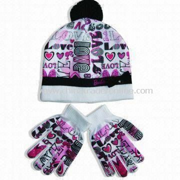 Magic Gloves, Suitable for Promotional Purposes, Made of 100% Acrylic from China
