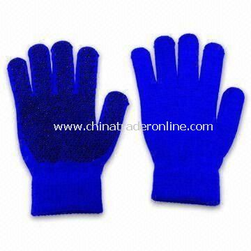 Magic Gloves with Anti-slip Dots on Palm
