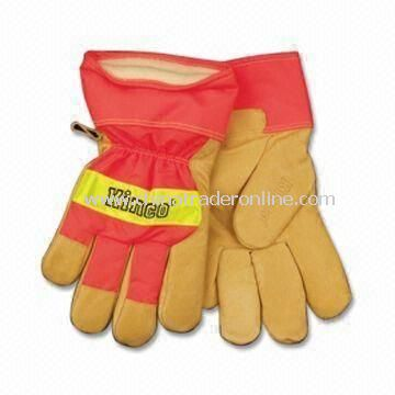 Winter Gloves, Made of 100% Cotton, Eco-friendly, Customized Designs are Accepted