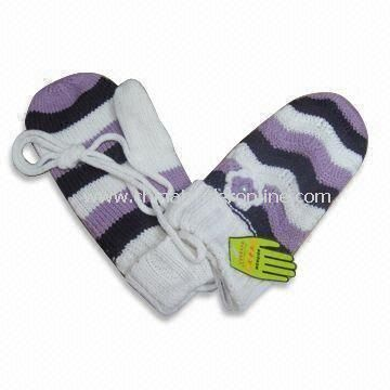 Winter Gloves, ODM and OEM Orders are Welcome, Eco-friendly