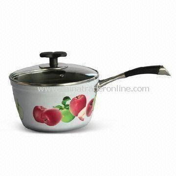 20 to 28cm Saucepan, Made of Die-cast Aluminum, Easy to Clean