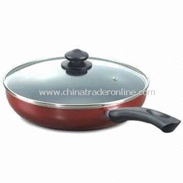 3.5mm Wok/Sautepan, Heat and Corrosion Resistant, High Temperature Lacquer