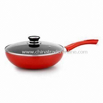 Sauce Pans, Made of Aluminum, Suitable for Gas and Electric