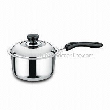 Saucepan, Made of Stainless Steel Material, Used for Cooking, Milk, Eco-friendly