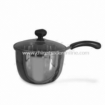 Saucepan, Made of Stainless Steel Material, Used for Cooking Milk, Eco-friendly