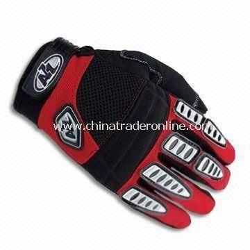 Non-fading Sports Gloves with Novel Design, Exquisite and Protective, Antisilp