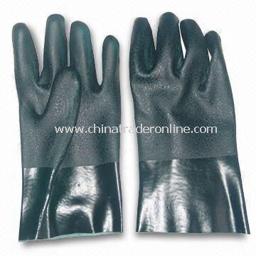 PVC Gloves, Suitable for Work