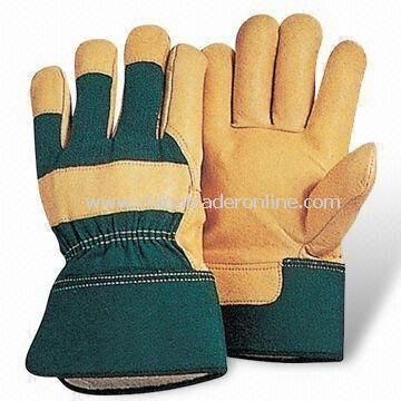 Welding Gloves, Various Types are Available, Pasty and Rubberized Cuff