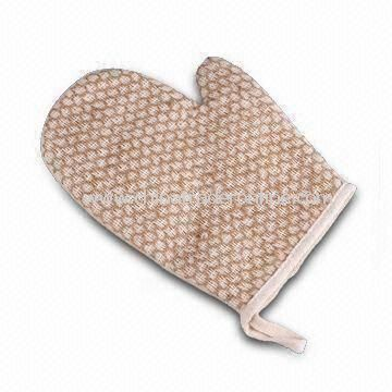 24 x 18cm Sisal Bath Glove, Accepts OEM Design