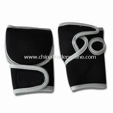 Fashionable Neoprene Sports Gloves, Suitable for Promotional and Sports Purposes